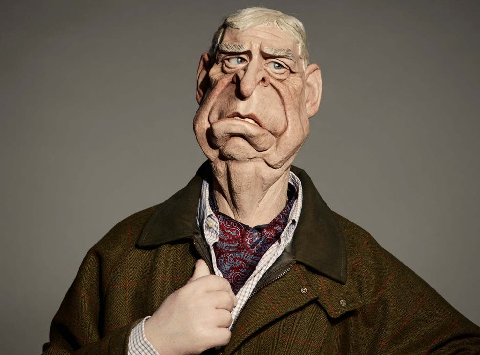 The series will feature a Duke of York puppet