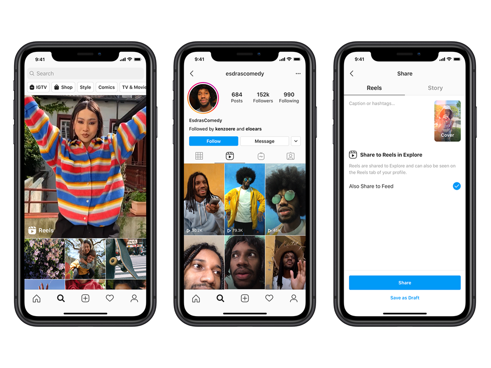 What is Reels? Instagram's TikTok killer launches today
