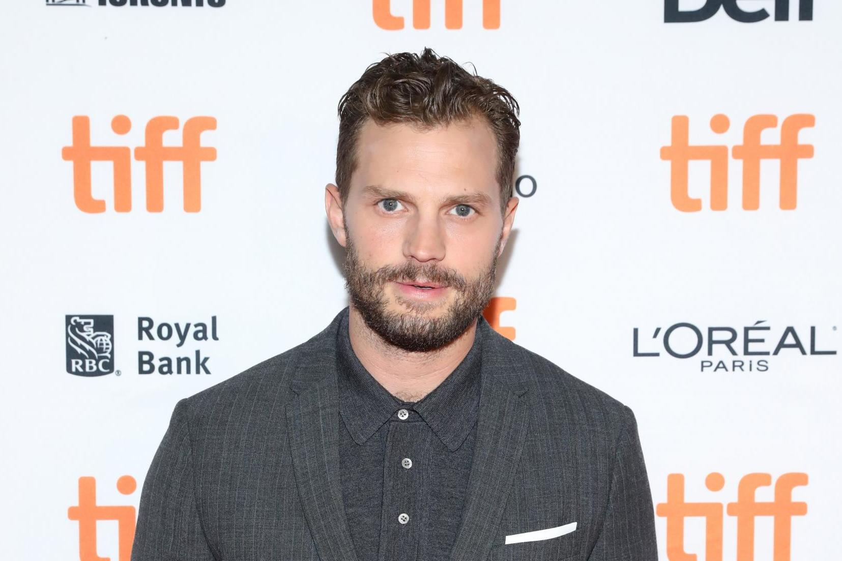 Jamie Dornan says he considered 'running away' from set of new film
