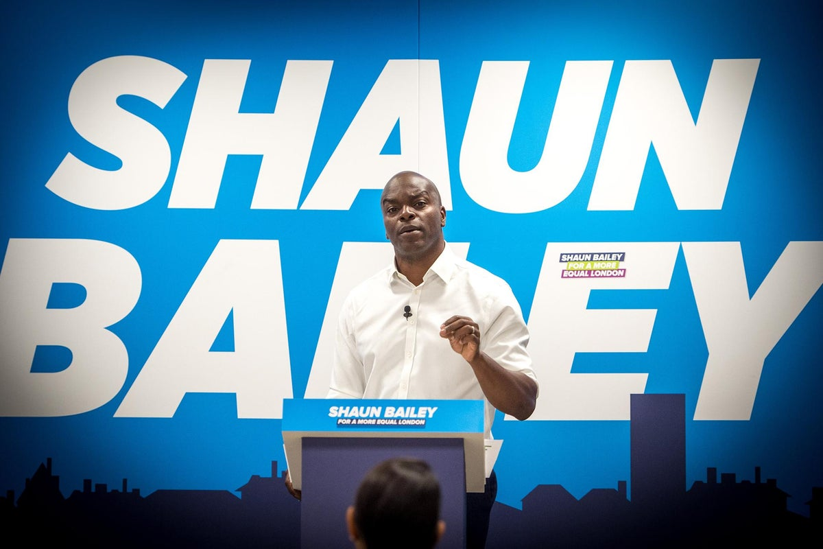 Tory London mayor candidate Shaun Bailey says basic income would be used to buy 'lots of drugs?