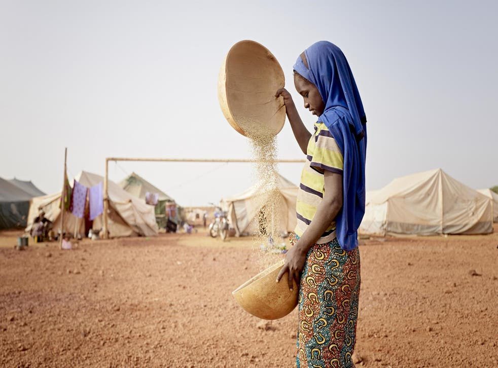 Conflict in Mali has returned to 2012 levels