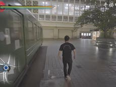 Japanese YouTubers film 'real life video game' on streets of Tokyo