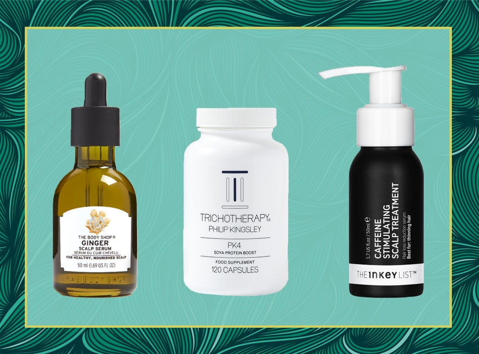 National Hair Loss Month The Expert Recommended Products That Can Help The Independent