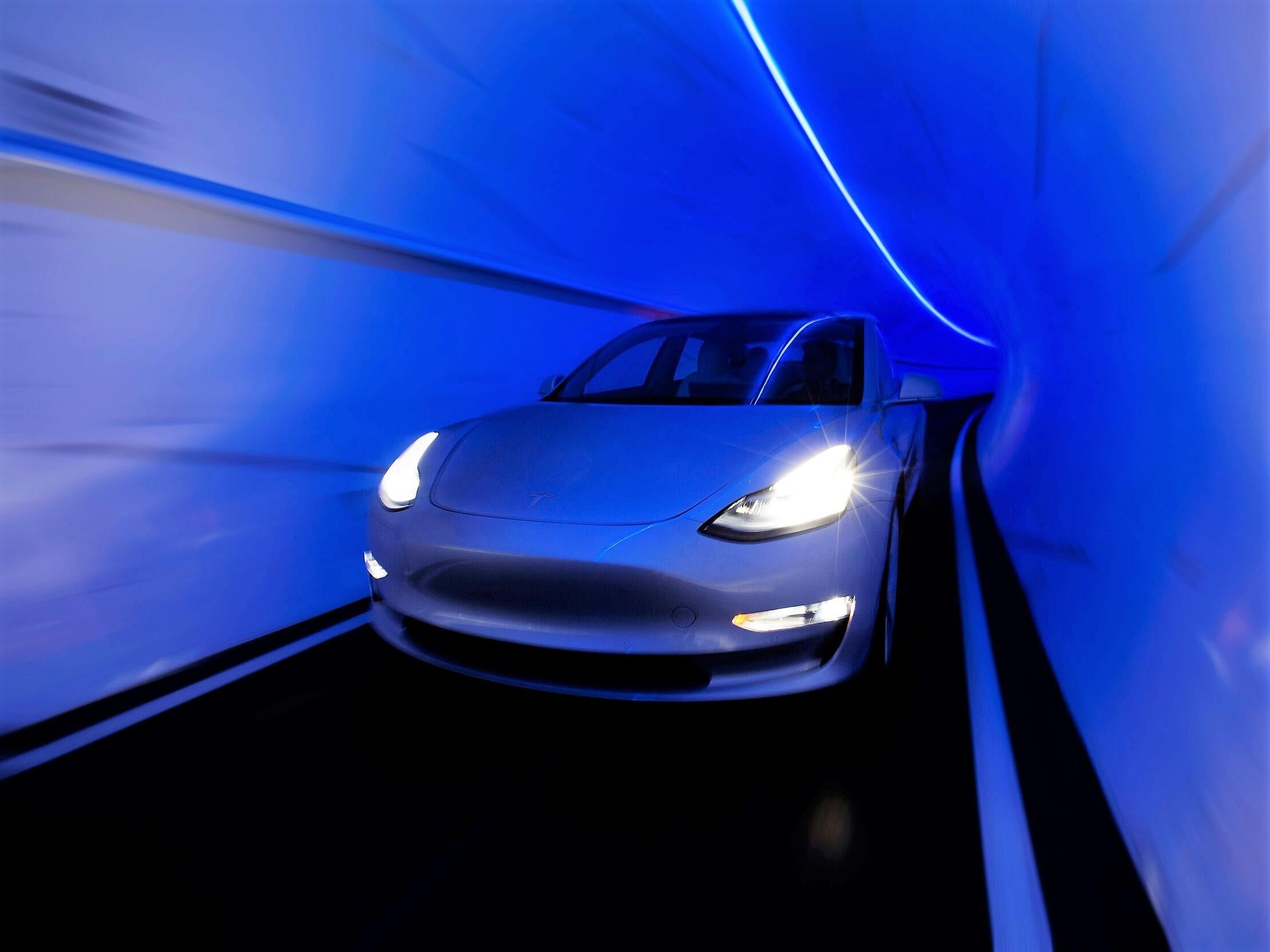 Elon Musk S Tunnel Digging Venture Just Got Approval For Expansion The Independent The Independent