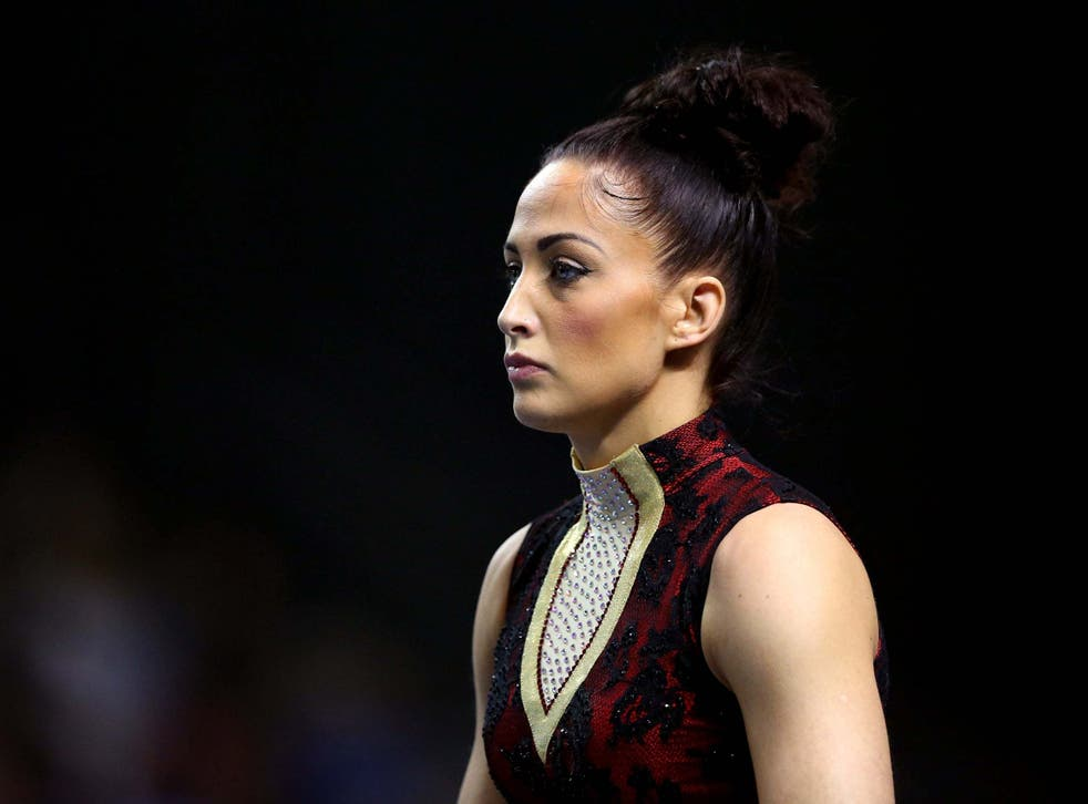 Lisa Mason competed in the 2000 Olympics for Britain: 'I was told many times that gymnasts should be seen and not heard because the sport is all about being the good little gymnast'