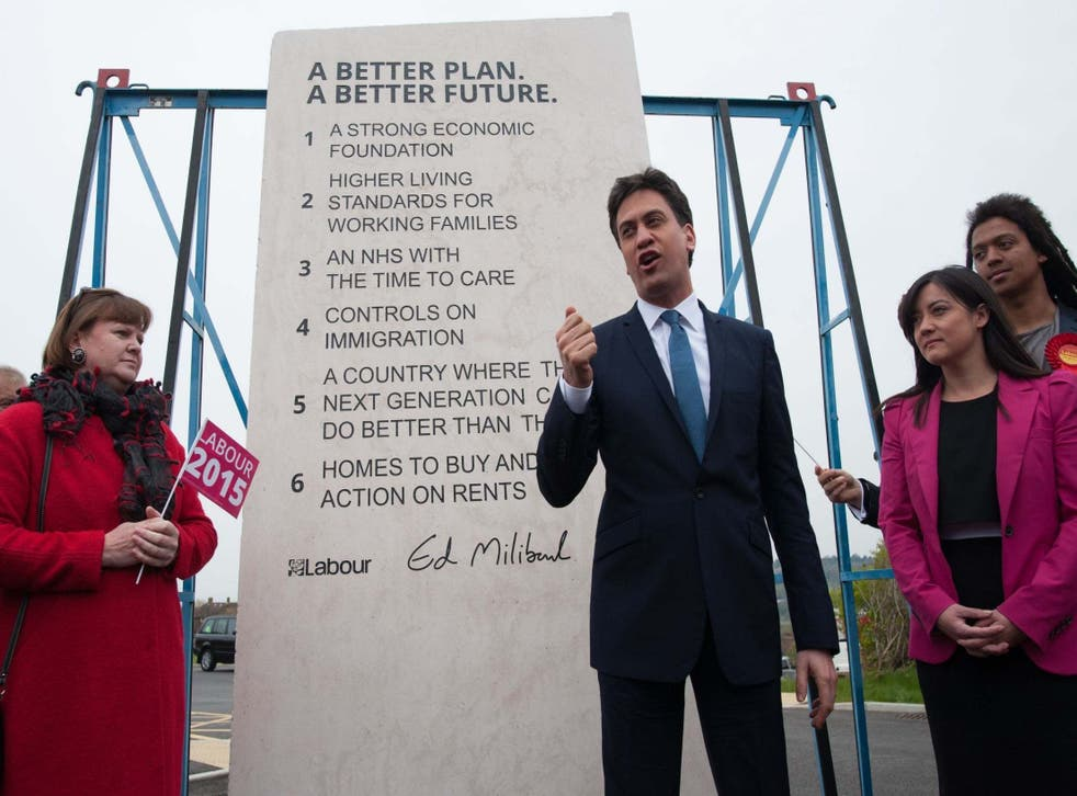 How many of the former Labour leader's policies are now set in stone?