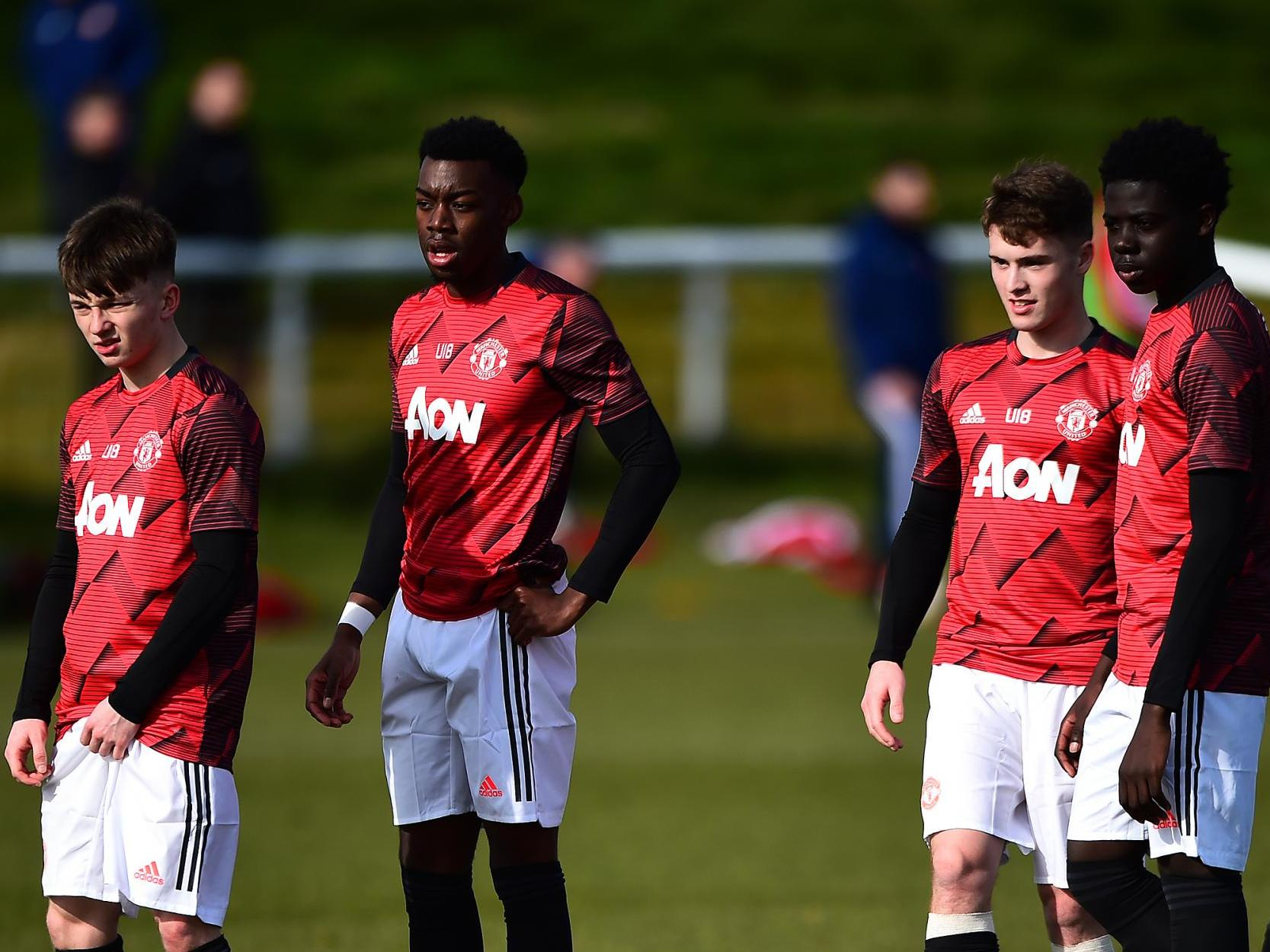 Manchester United Decide Not To Release Youth Players Amid Coronavirus Pandemic The Independent The Independent