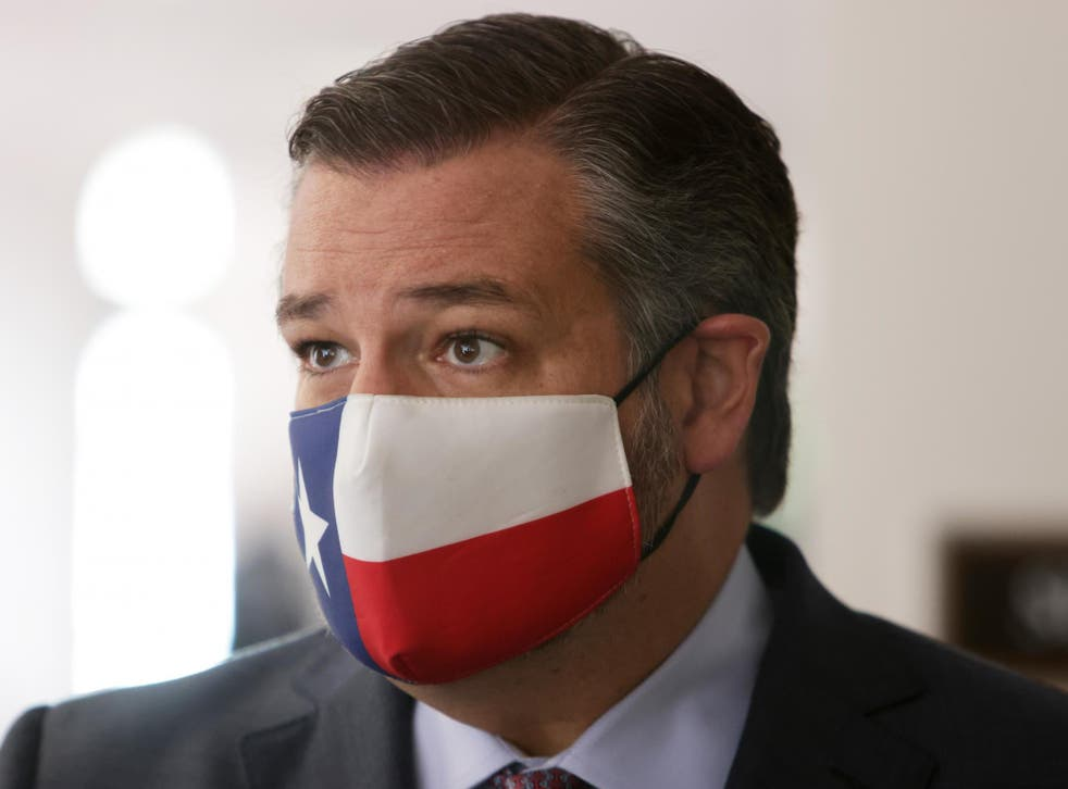 US senator Ted Cruz seemingly recently implied that David Patrick Underwood's death was connected to George Floyd protests