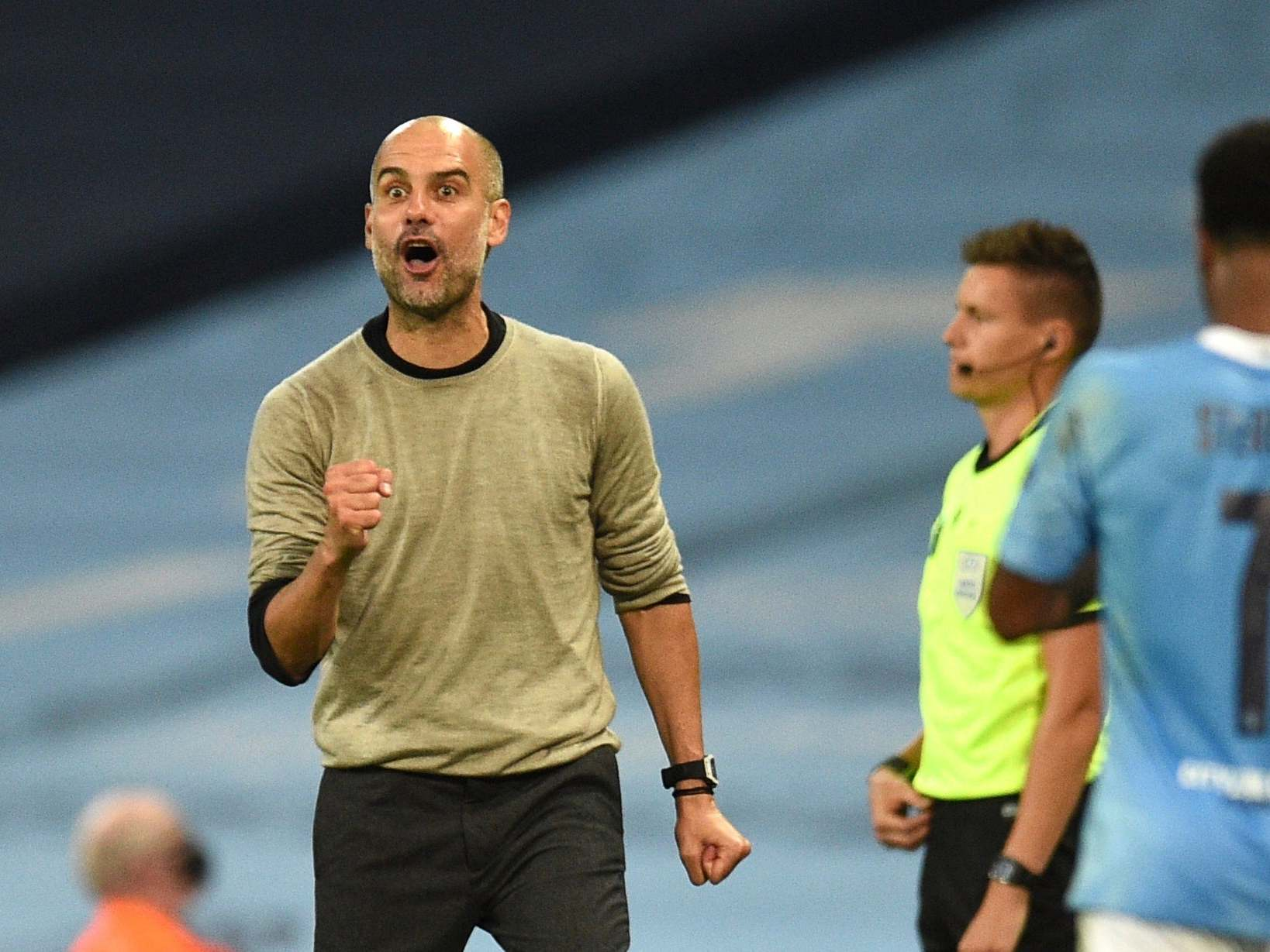 'Why are we so special?' Pep Guardiola plays down Man City's favourites tag
