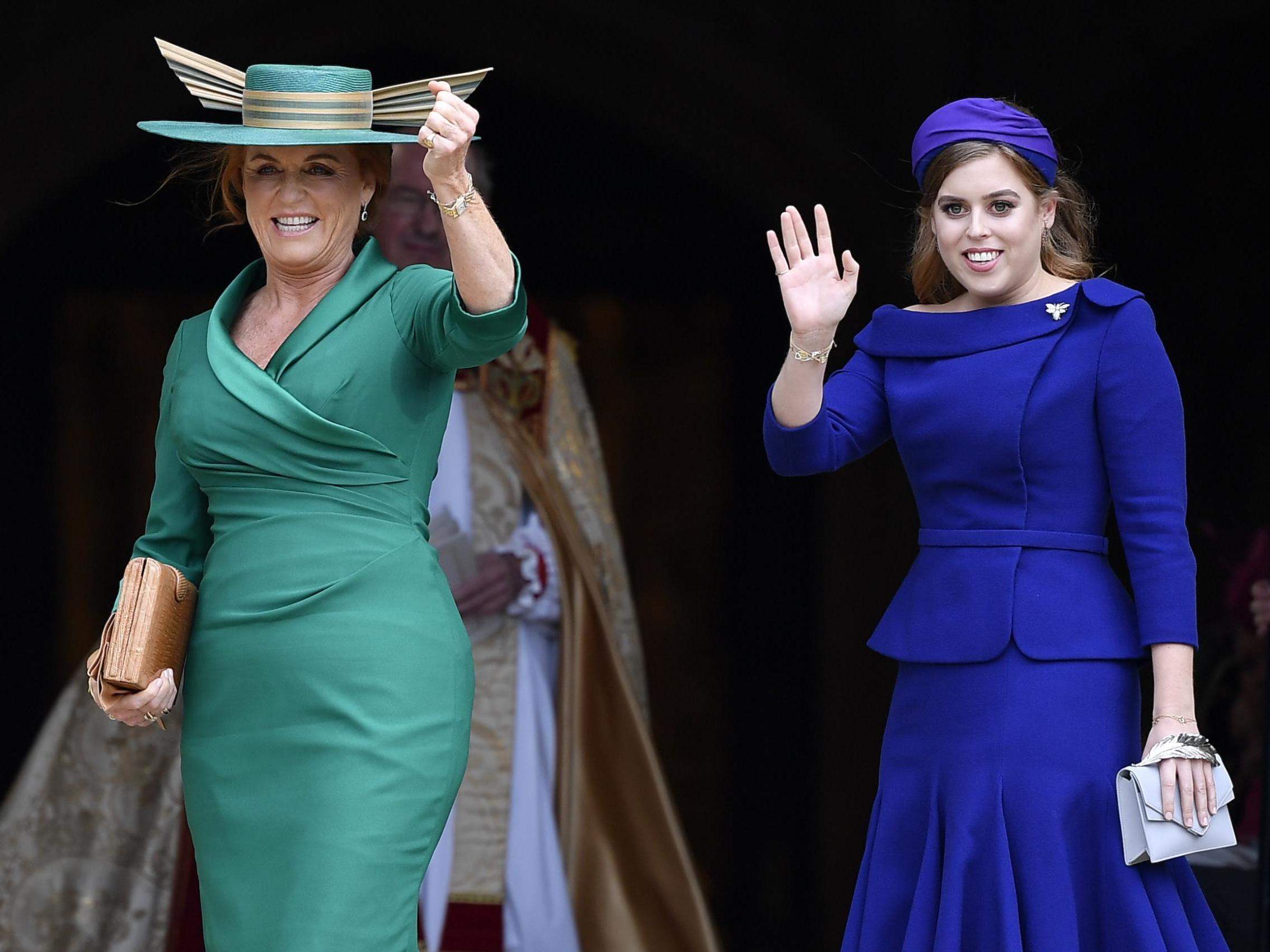 Sarah Ferguson reveals Princess Beatrice's birthday present