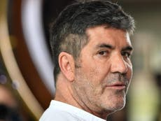 Simon Cowell gives update from hospital after breaking his back
