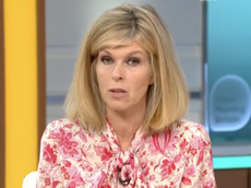 Kate Garraway admits guilt for laughing as husband remains in hospital