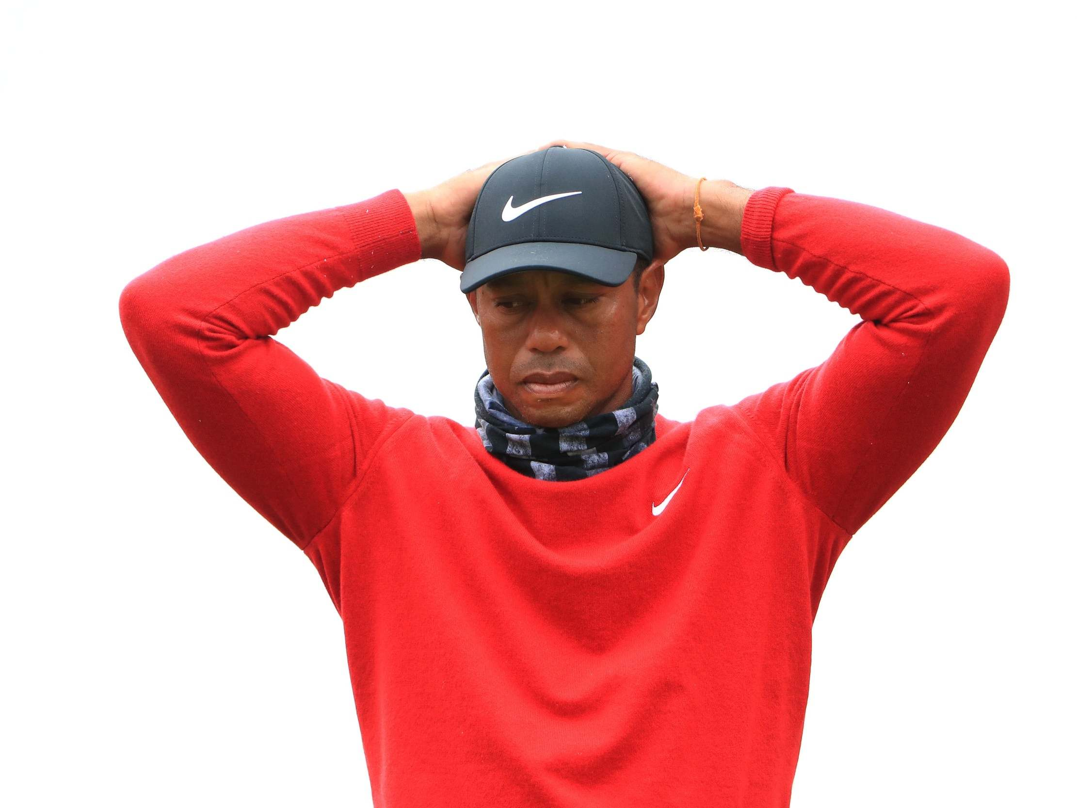 Tiger Woods 'feeling competitive' after strong finish at PGA Championship