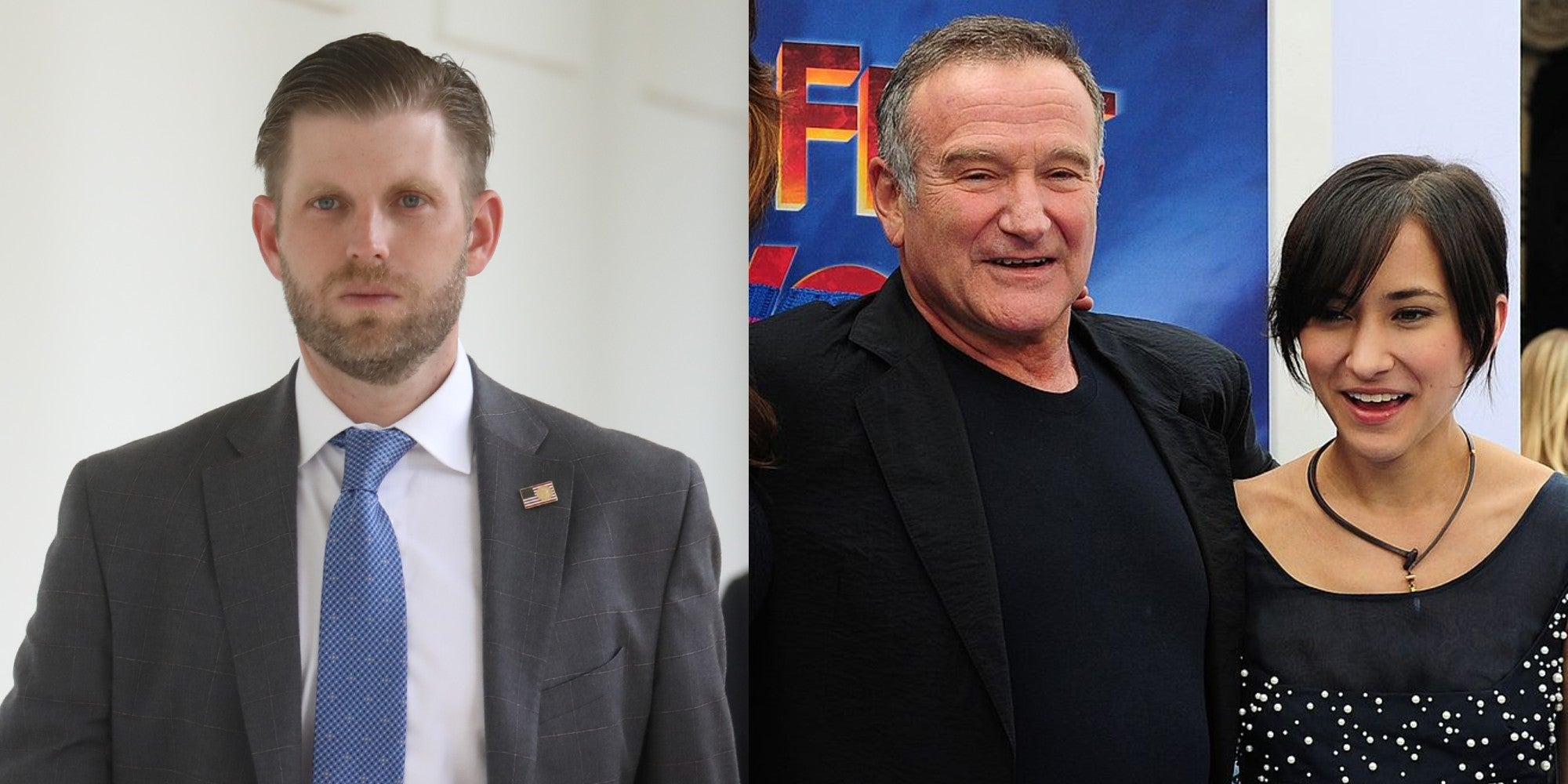 Robin Williams Daughter Criticises Eric Trump For Sharing A Video Of Her Father Indy100