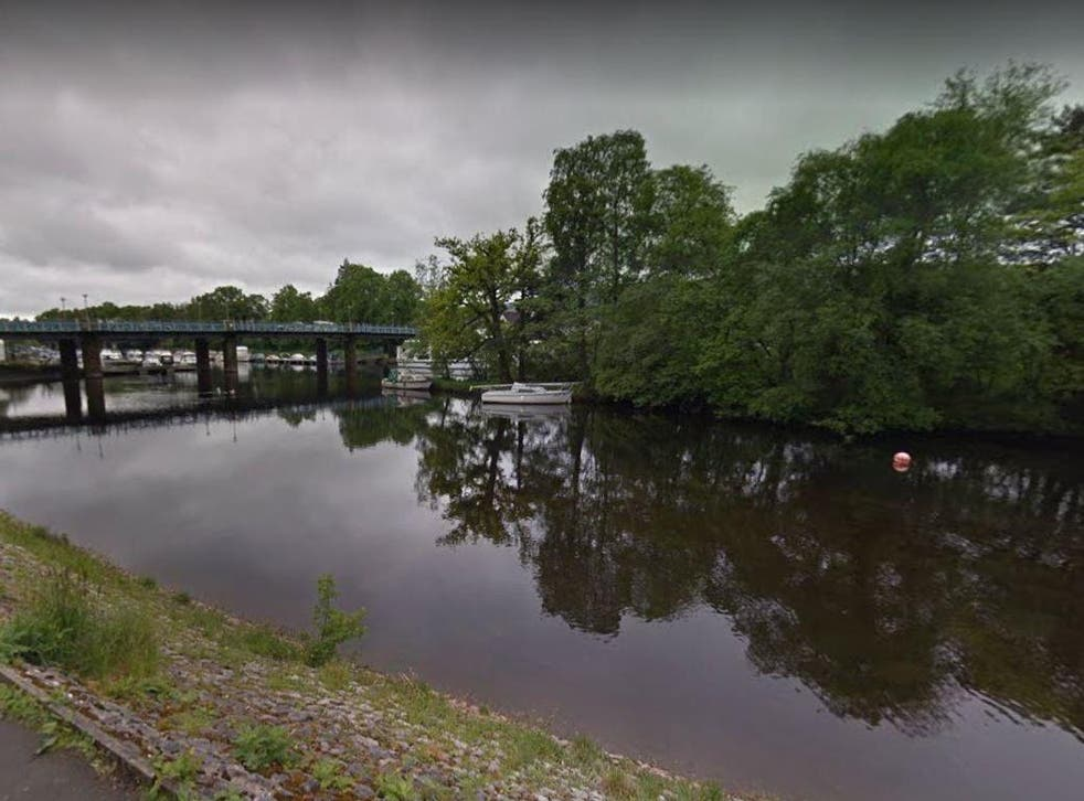 Ava Gray, 12, died after getting into difficulty in the River Leven