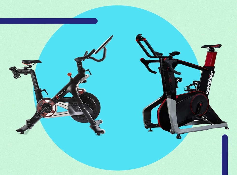 For both bikes, we reviewed ease of use, comfort and additional extras, including classes.