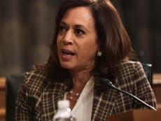 Kamala Harris: How the former prosecutor who skewered Biden in the debates built her career on being first