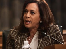 Kamala Harris How The Former Prosecutor Who Skewered Biden In The Debates Built Her Career On Being First The Independent The Independent