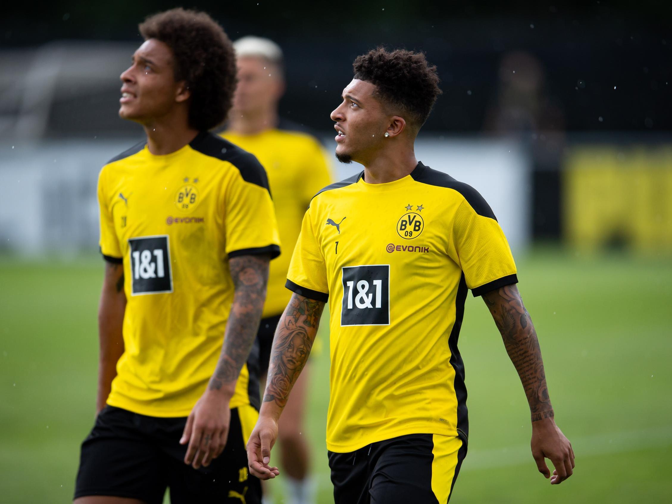United still hopeful of Sancho transfer despite growing frustrations