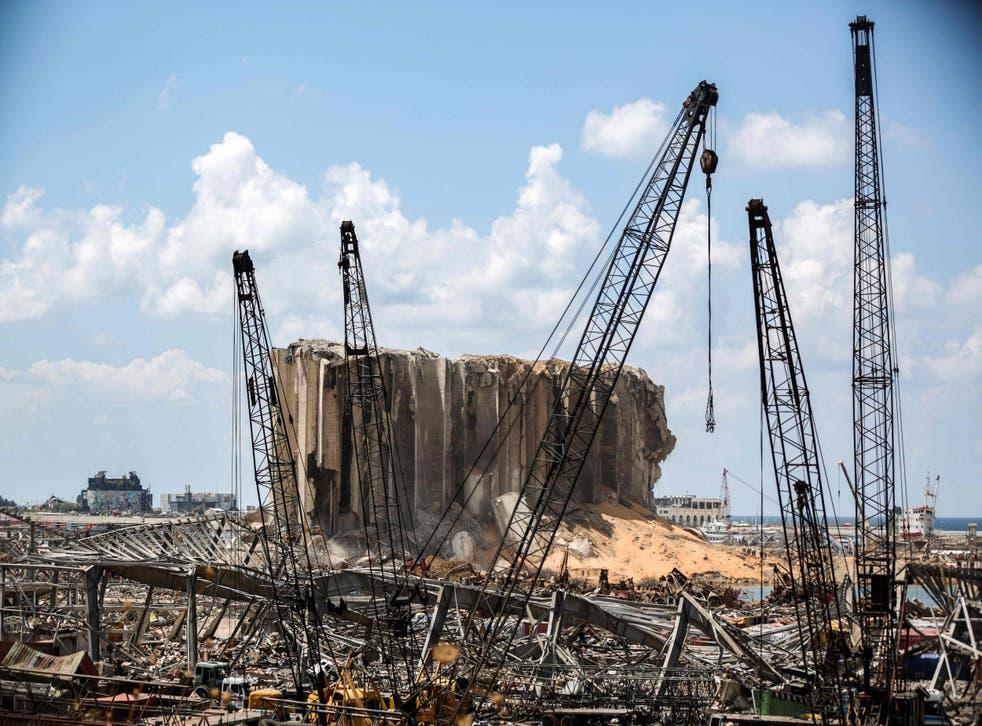 La explosión en el puerto de Beirut ha dejado decenas de muertos y miles de heridos