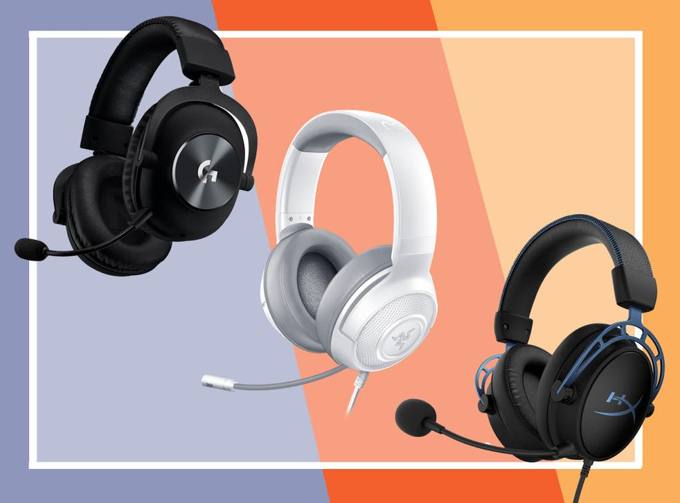 Best Gaming Headsets 2020 Wireless Bluetooth And Lightweight Models The Independent