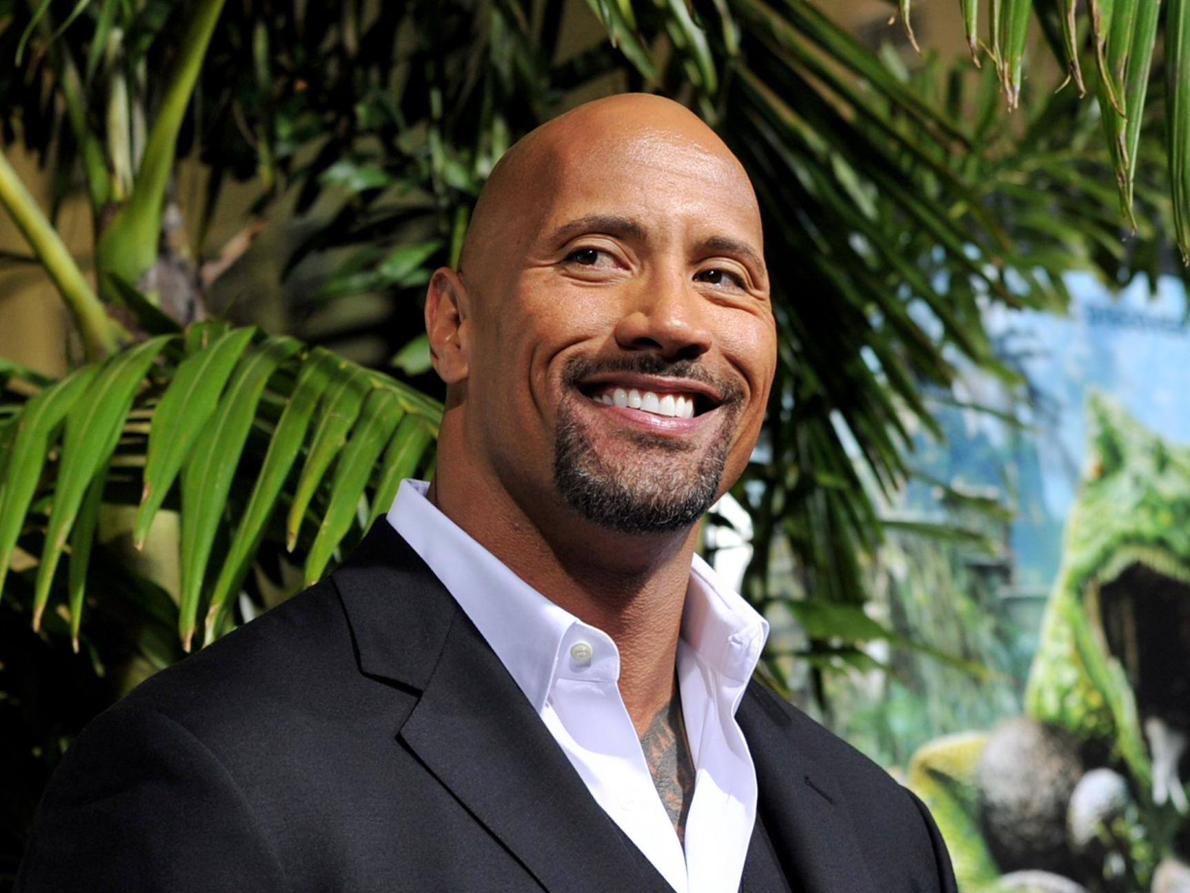 Dwayne Johnson tops list of Hollywood's highest-paid actors of 2020
