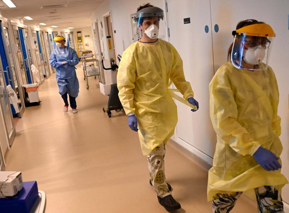 The deaths of NHS staff from coronavirus are to be investigated by medical examiners