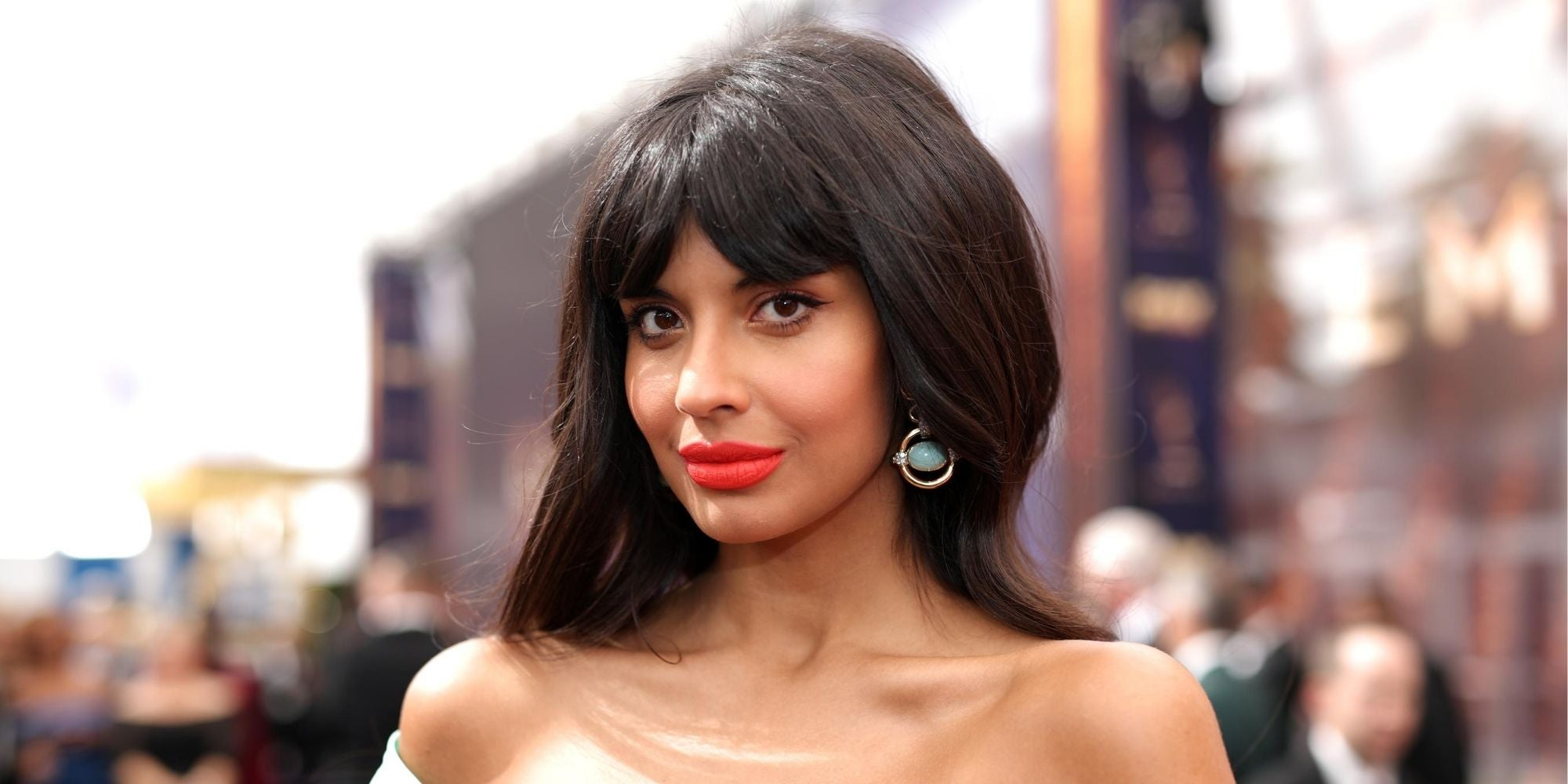 Jameela Jamil: 'Being weighed at school was the minute my eating disorder started'
