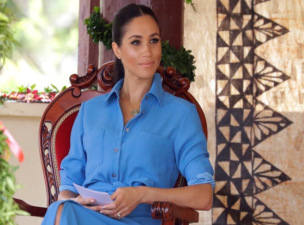 Meghan Markle explains why she will be voting in November (Getty)