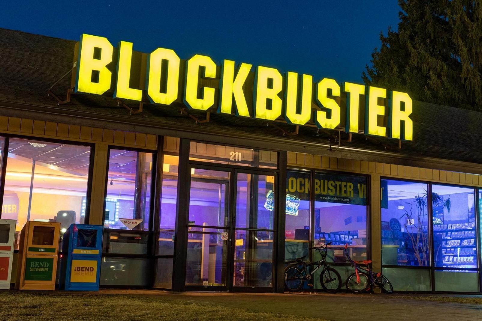 The Last Blockbuster Has Been Turned Into An Airbnb The Independent