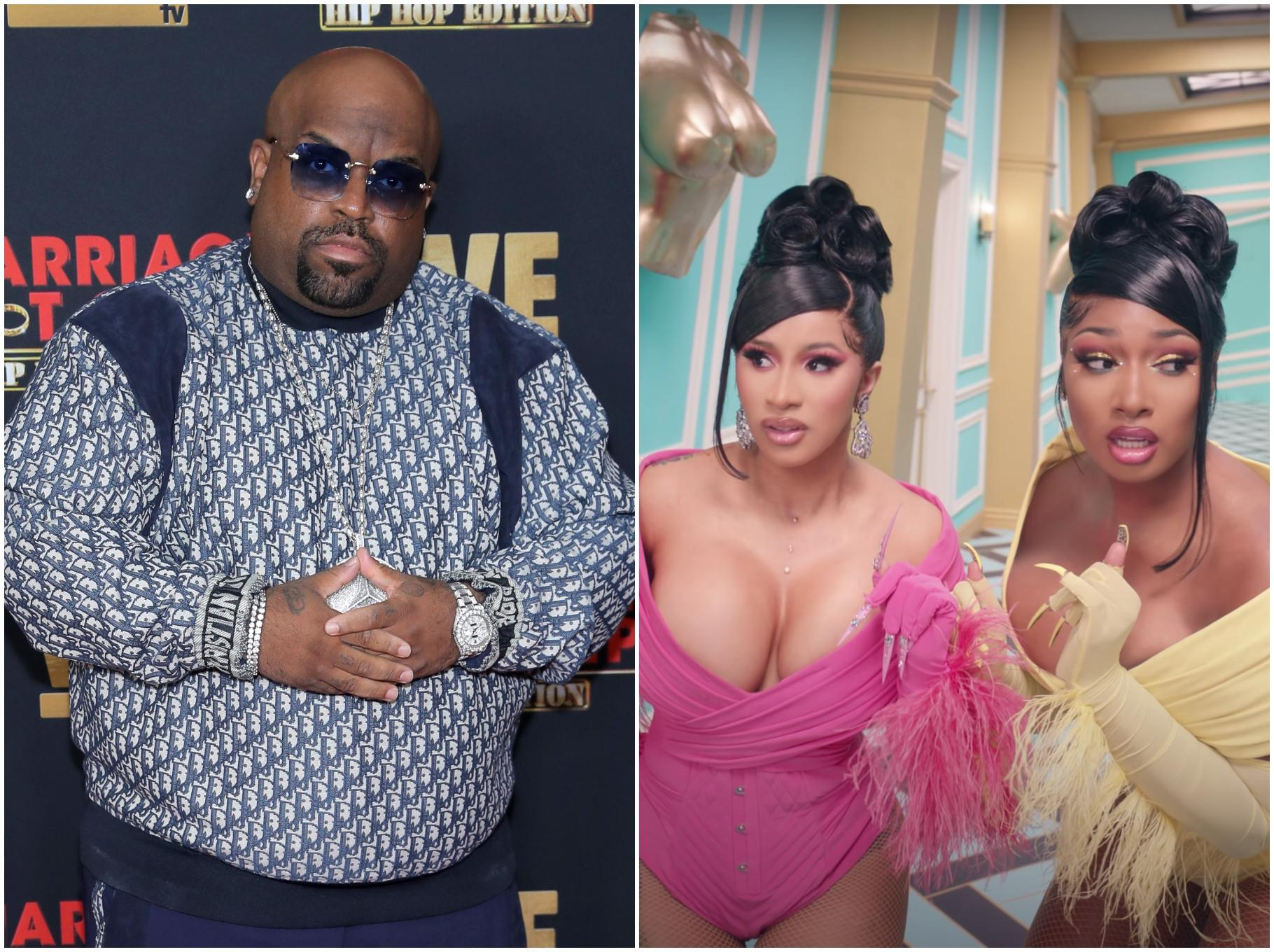 CeeLo Green calls modern music 'personal and morally disappointing' as he criticises Cardi B and Megan Thee Stallion - The Independent