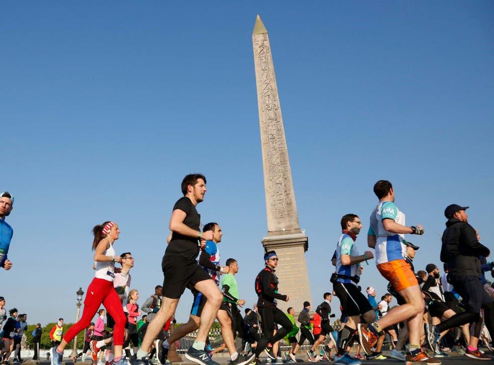 The 2020 Paris Marathon has been cancelled due to the coronavirus pandemic