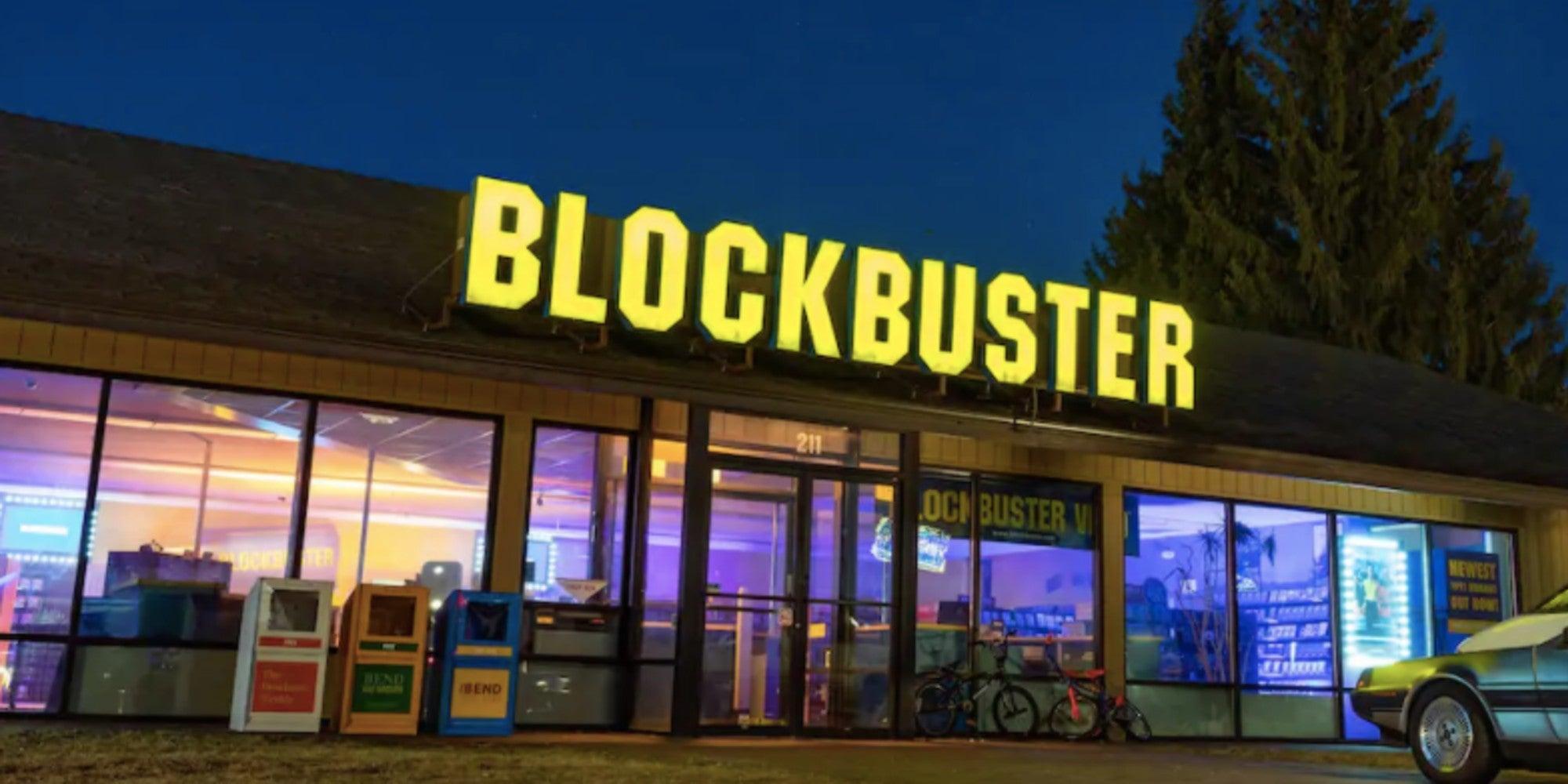 A última locadora Blockbuster se transformou em um AirBnb e está fazendo sucesso