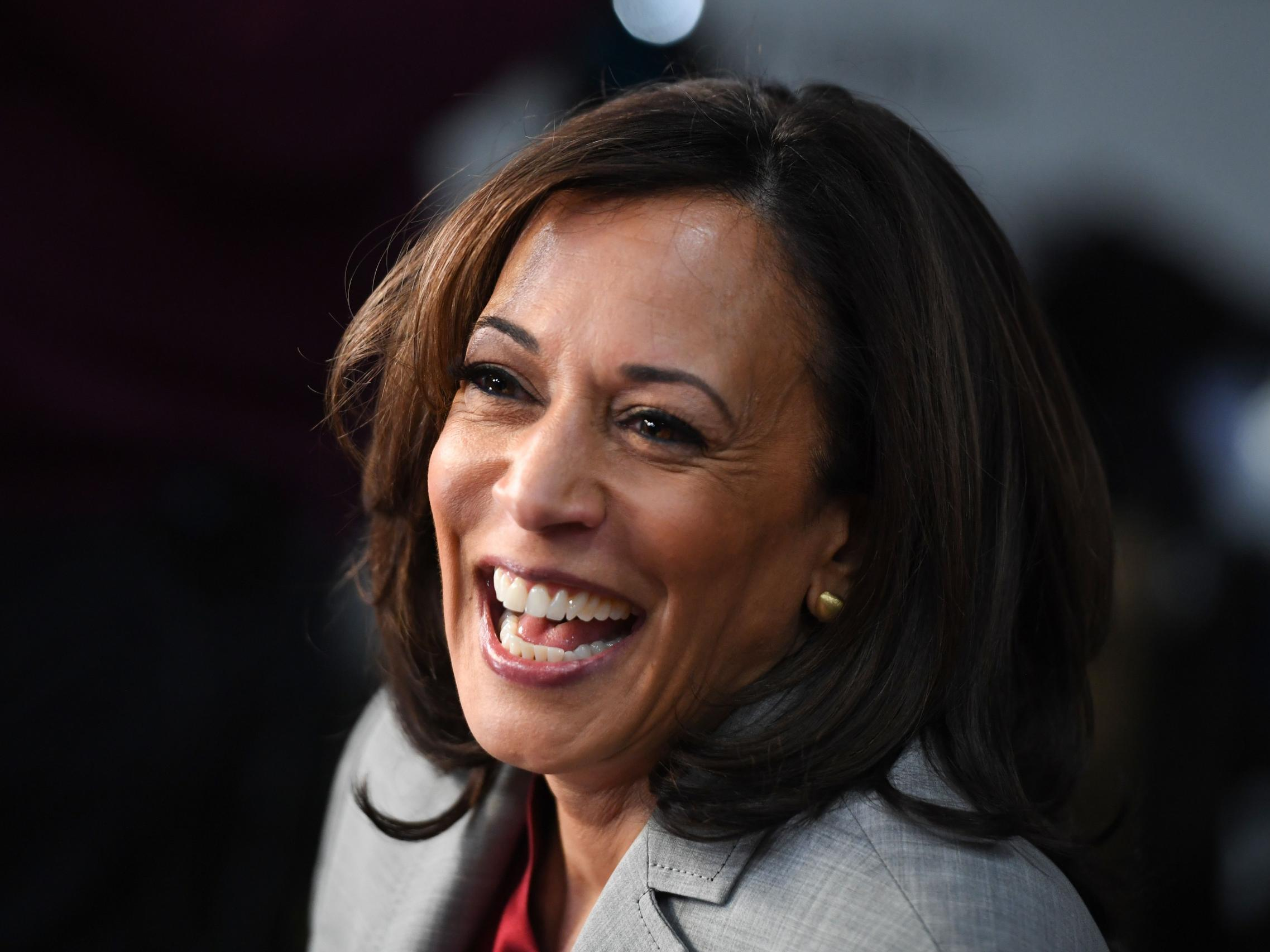 Kamala Harris Legislative Record Is About As Liberal As It Gets In The Senate The Independent The Independent