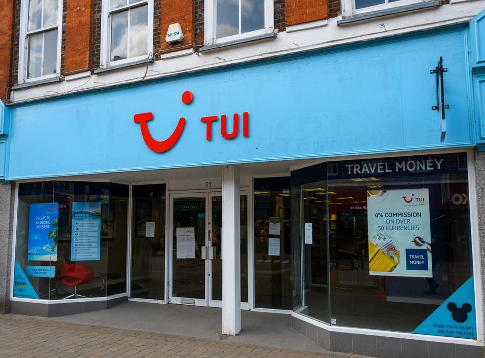 Tui remains optimistic despite loss