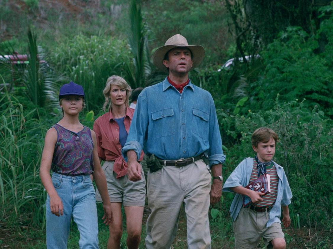 Fan spots error in Jurassic Park scene, 27 years after the film's release