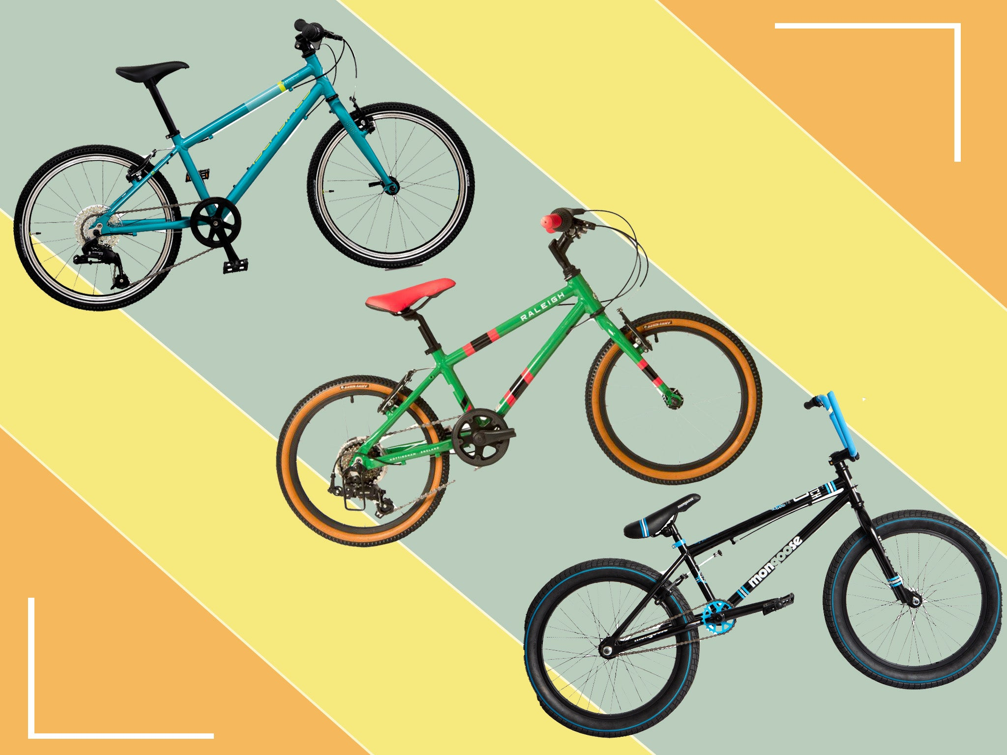 Best Kids Bike 2020 Road And Mountain Models For All Abilities The Independent