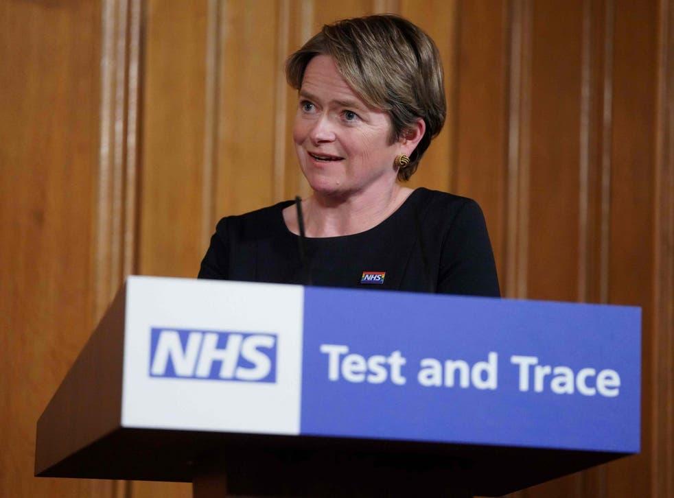 Regular appearances at No 10 coronavirus briefings raised her profile