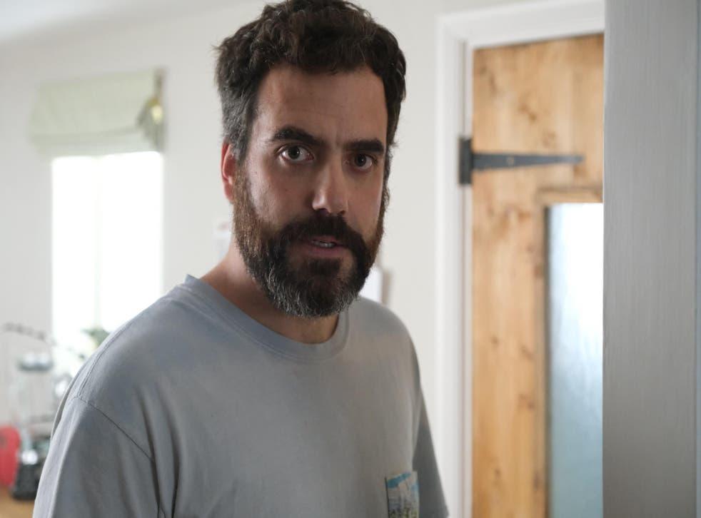 Daniel Ings as Cob in Lucy Prebble's new TV drama 'I Hate Suzie'