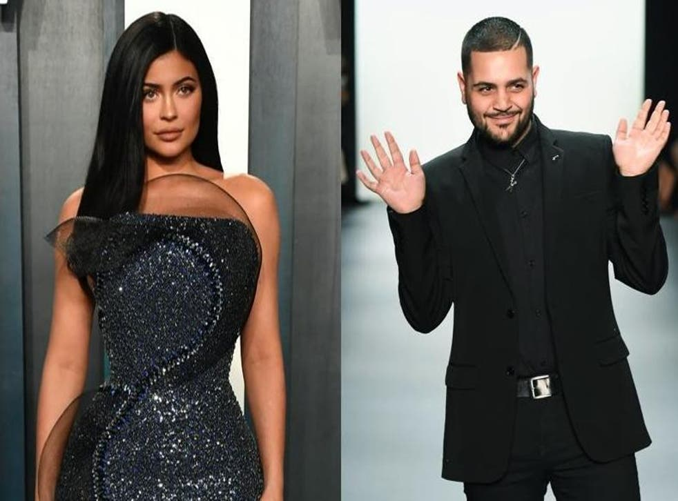 Michael Costello calls out Kylie Jenner for not tagging designers (Getty)