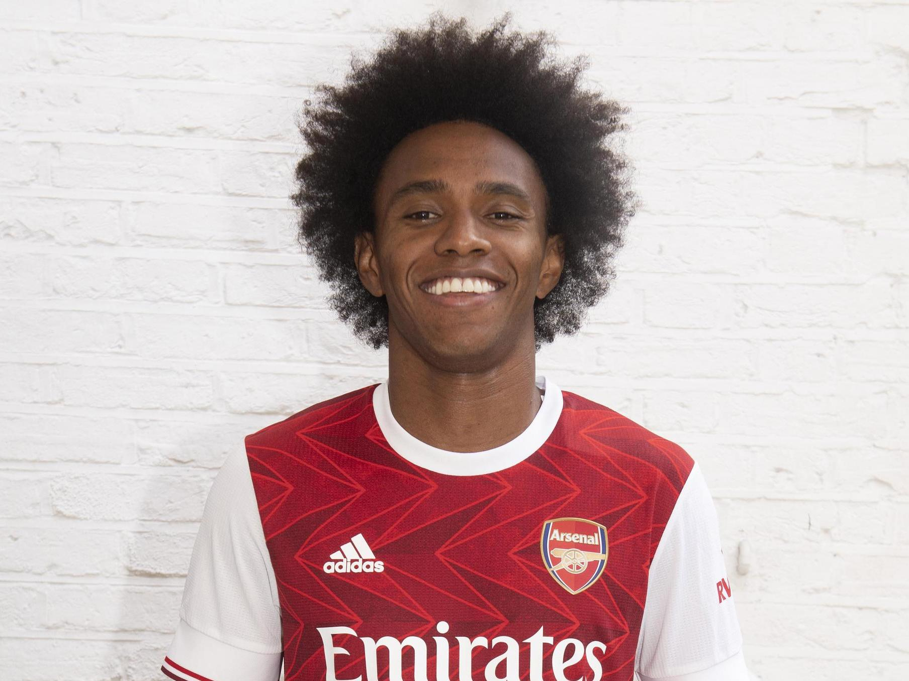 Willian's Arsenal squad number revealed after switch from Chelsea