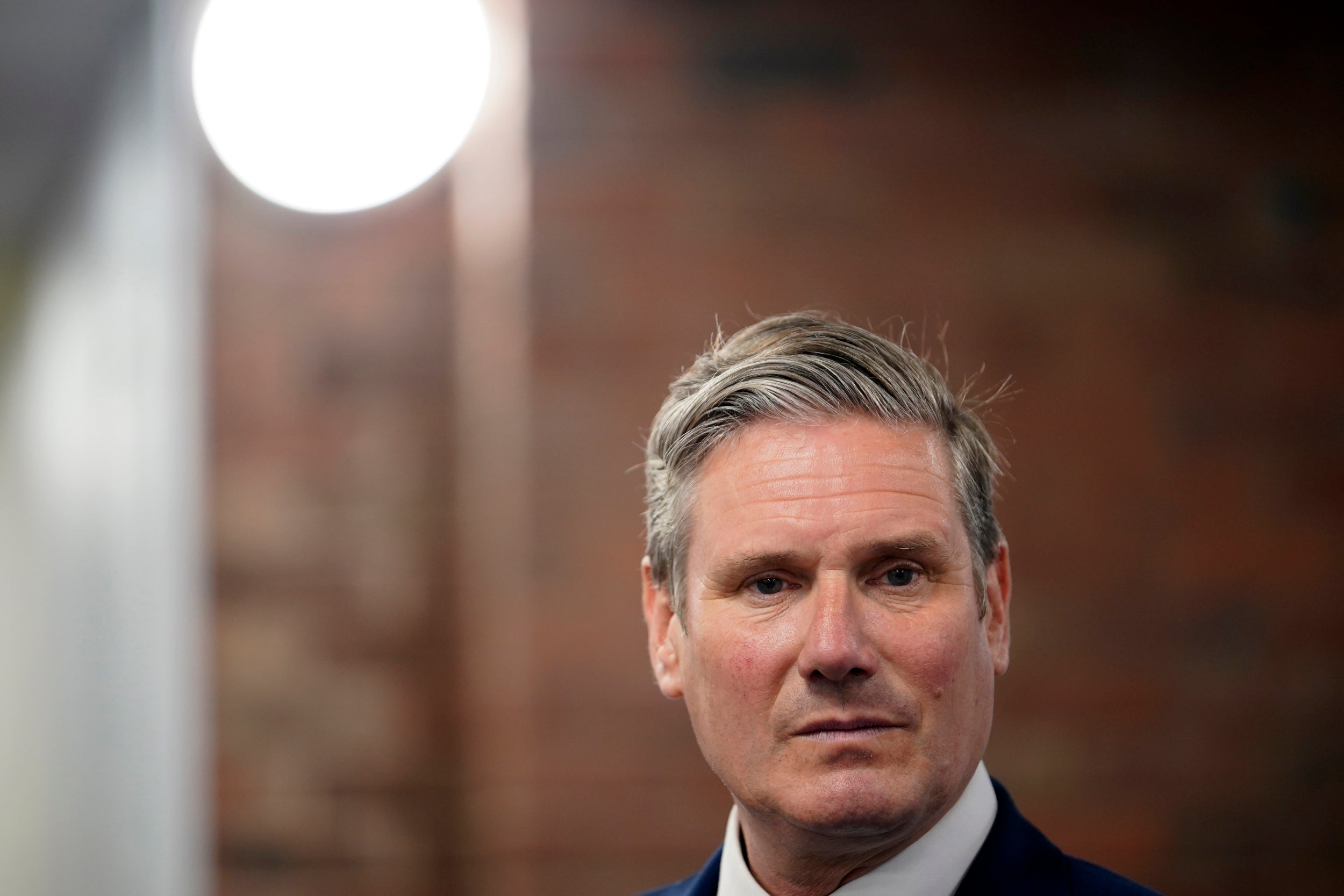 Scrap 'heartbreaking injustice' of A-level testing system, Keir Starmer urges government