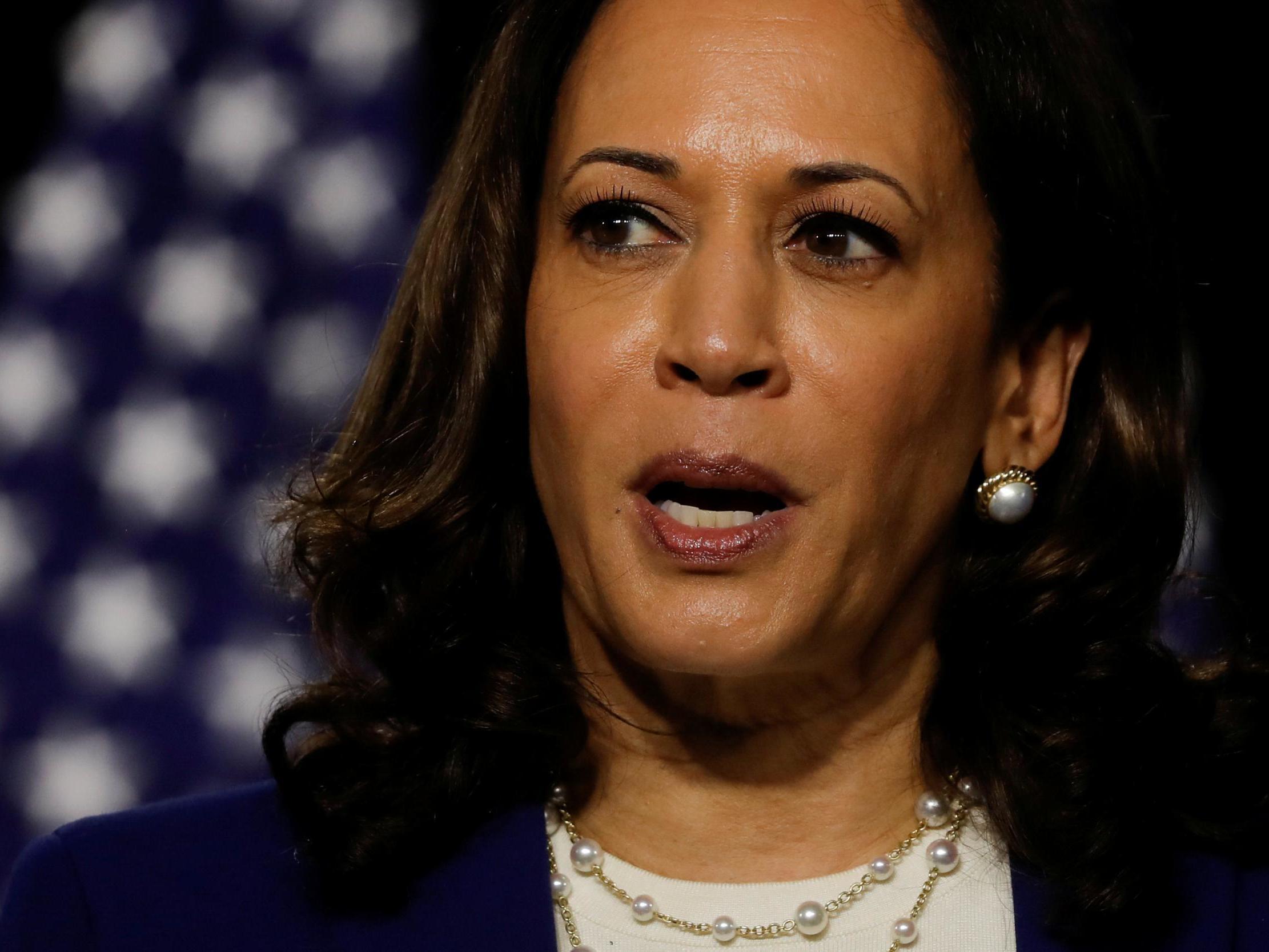 Virginia mayor apologies for calling Kamala Harris 'Aunt Jemima'