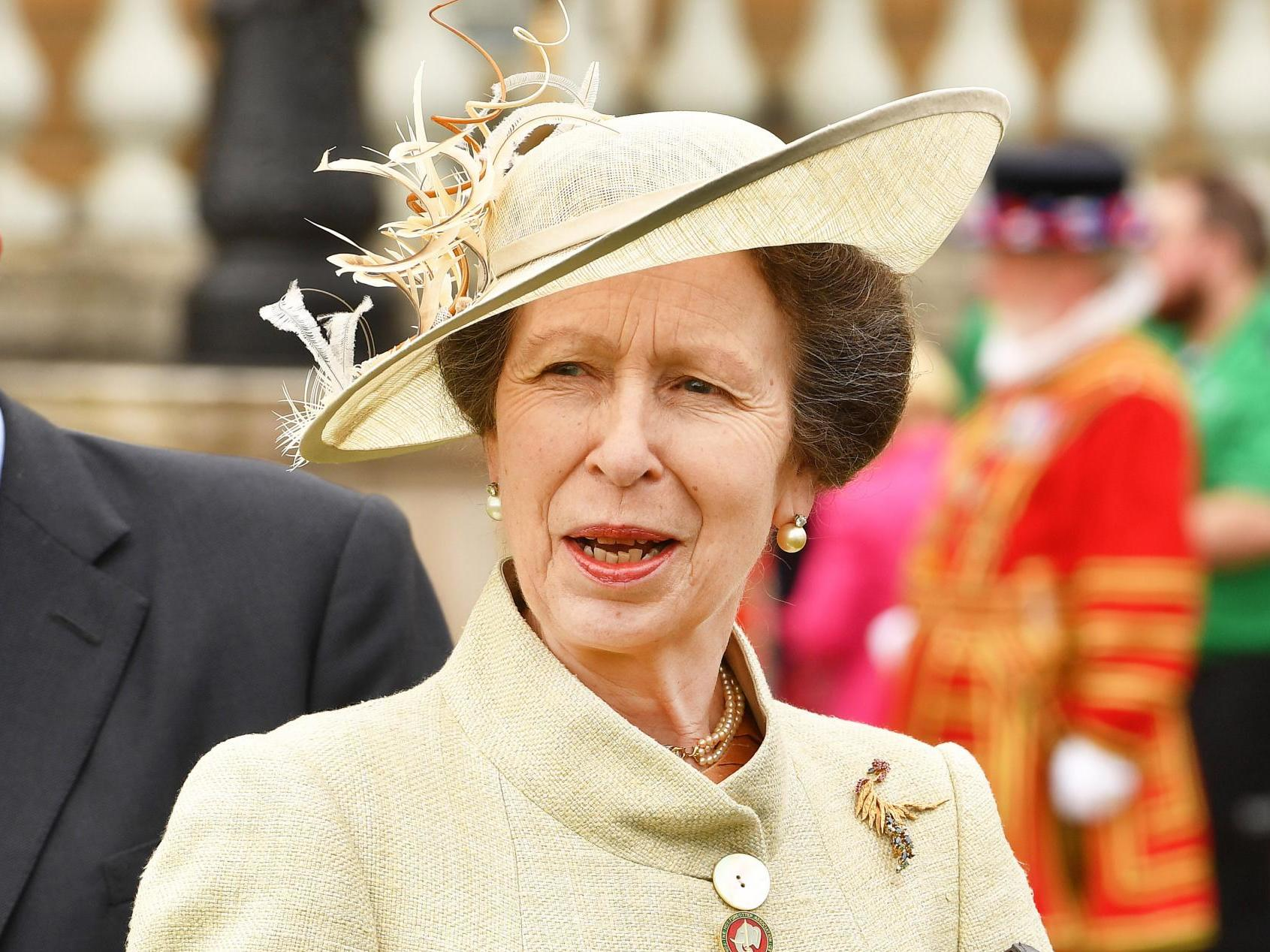 Royal family wishes Princess Anne happy birthday as Queen's daughter turns 70