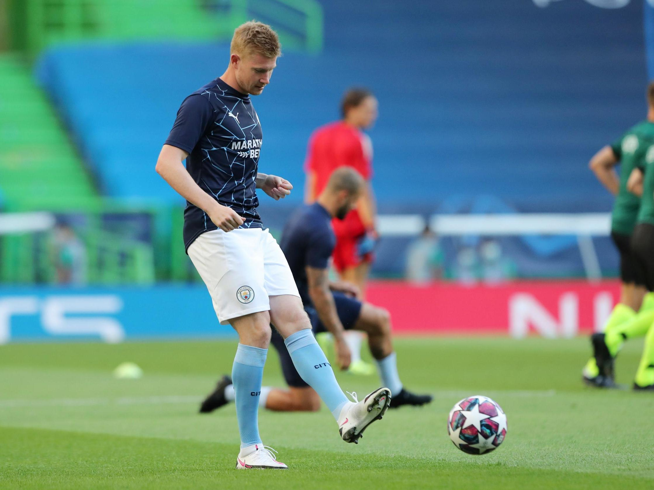 Man City vs Lyon LIVE: Team news, line-ups and more ahead of Champions League fixture tonight