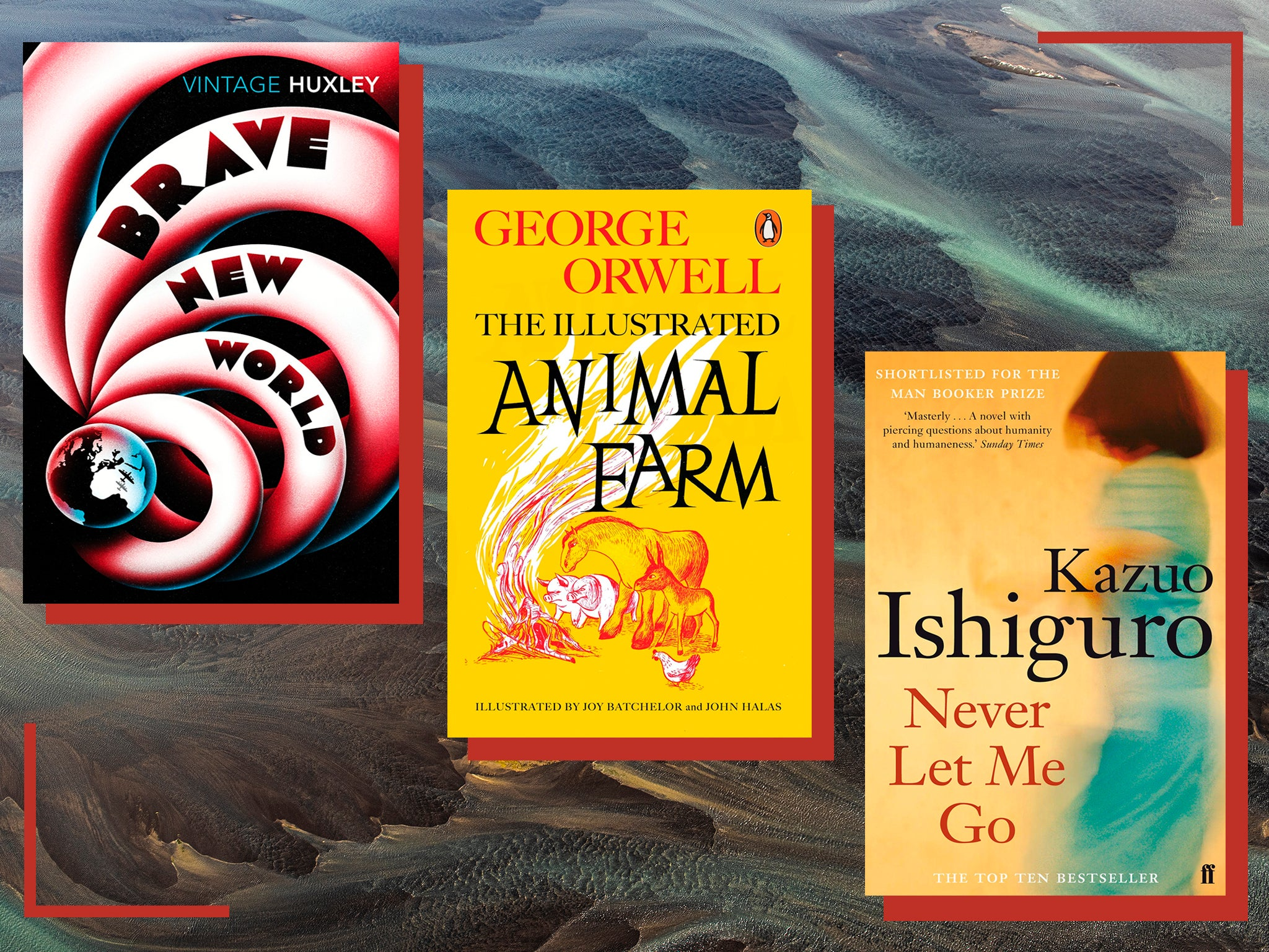 Animal Farm At 75 Similar Books For Fans Of Orwell S Allegory Novel The Independent