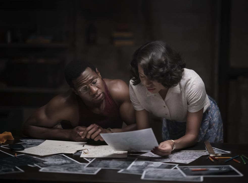 Jonathan Majors and Jurnee Smollett-Bell star in new HBO series 'Lovecraft Country'