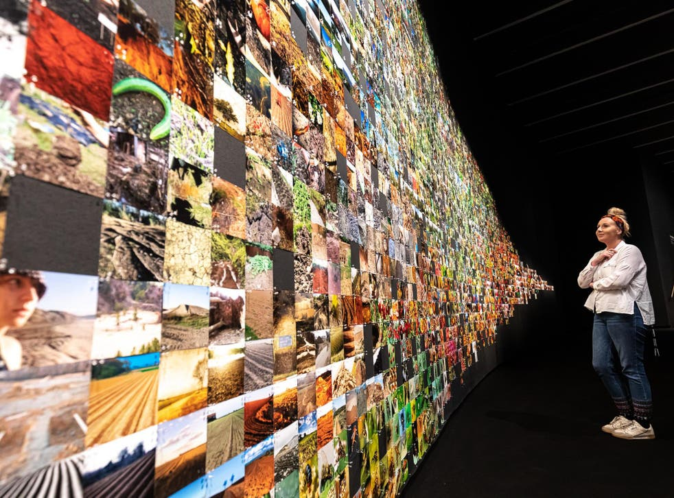 From 'Apple' to 'Anomoly': Trevor Paglen's exhibition at the Barbican