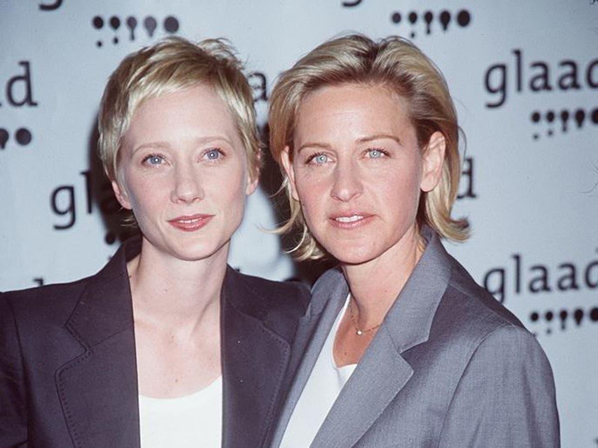 Ellen DeGeneres Ex-Girlfriend Anne Heche Says Their