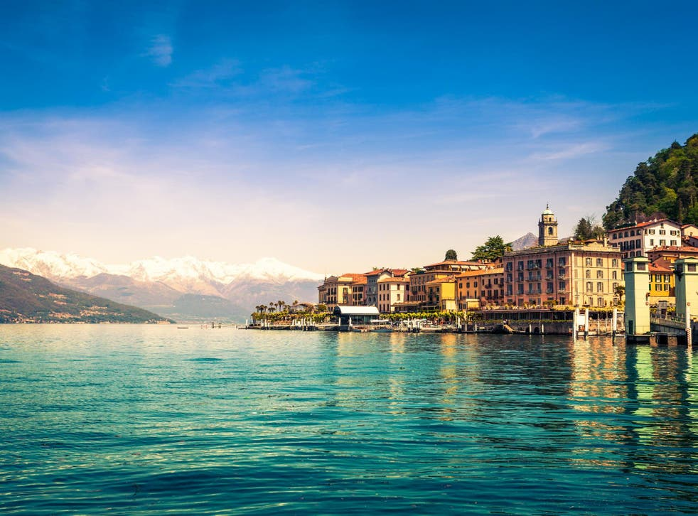 Northern heights: one of today's readers is considering a trip to LakeComo